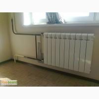 Газосварка.Замена батарей, радиаторов отопления, труб с газосваркой в Москве и области
