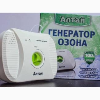 Озонатор-ионизатор АЛТАЙ от произв-ля с доставкой