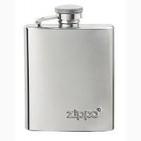 Фляжка Zippo Embossed Stainless Steel