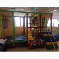 Продам детский игровой лабиринт Джунгли с батутом