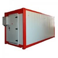 Модульная холодильная камера для уличной эксплуатации