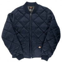 Куртка мужская Dickies Diamond Quilted Dark Navy