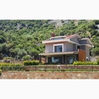 Турция Продажа нового дома в Мармарисе с видом на море