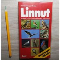 Определитель птиц Финляндия 1986 год