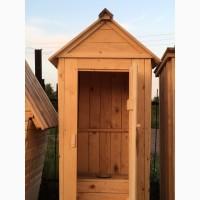 Садовые деревянные туалеты