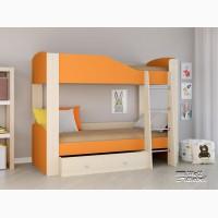 Детская двухъярусная кровать «Астра 2»