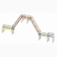 Изготовление металлоконструкций - эстакады