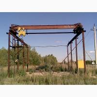Ремонт, установка и испытания кран-балок и эл. тельферов
