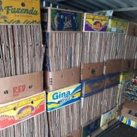 Куплю банановые коробки б/у 1 раз от 8500 шт