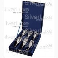 Серебряные рюмки кубачи
