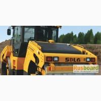Дорожный каток SDLG LGD 814H (VOLVO) - 14 т