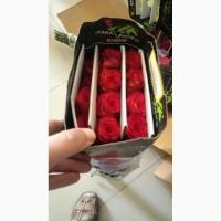 Предлагаем Эквадорскую розу Топаз Оптом напямую от производителя от 1 Коробки
