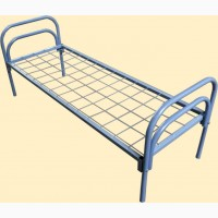 Кровати для турбаз, кровати двухъярусные для строителей, кровати для рабочих, кровати