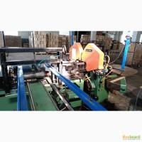 Оборудование фирмыCORALIдля производства шпоновых ящиков