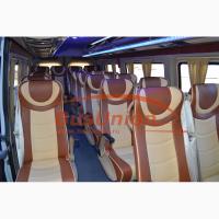 Турецкие сидения для микроавтобуса IVECO Daily, Volkswagen CRAFTER