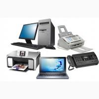 Сервис ноутбуков, пк, электроники. торговое оборудование