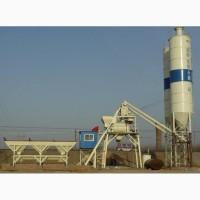 Продаётся Бетонный завод HZS35 с силосом