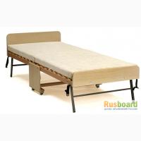 Ортопедическая кровать раскладушка с матрасом