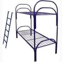 Кровати металлические, армейские железные кровати оптом, кровати для турбаз, кровати