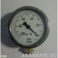 Вакуумный манометр (тягомер) F03151288