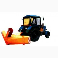 Оборудование снегоочистительное навесное СНТ-2500 (продажа)