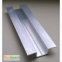 Декоративный алюминиевый профиль для монтажа стеновых панелей