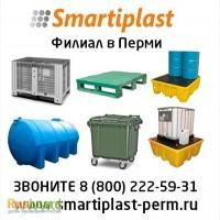 Пермь пластиковые ящики, контейнеры, поддоны в Перми