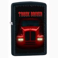 Зажигалка Zippo 78477 Truck Driver