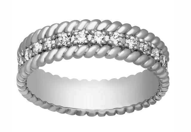 Фото 2. Обручальные кольца