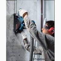 Аренда (прокат) - Штроборез 35, пылесос 25. Bosch