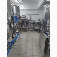 Мини-пивоварня на 250 л полный комплект