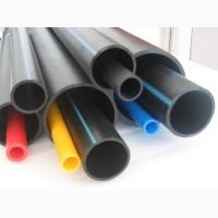 Отходы ПНД трубы (обрезки, остатки, брак, лежалые, демонтированные) газовые