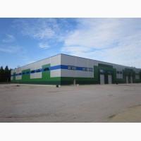 Аренда теплого производственно-складского Здания