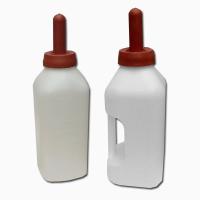 Бутылка для молока 3л с соской для кормления крупных животных