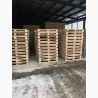 Деревянный поддон 1030х520 мм