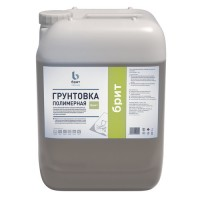 Дорожная полимерная грунтовка БРИТ