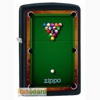 Зажигалка Zippo 78201 Pool Table