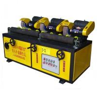 Автоматический станок для очистки профильных и круглых труб от ржавчины