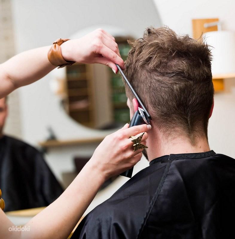 парикмахер фото работ оно было рабочим