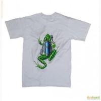Футболка Amphibious Outfitters Scuba Frog