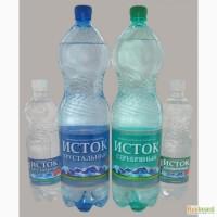 Продажа минеральных, питьевых вод и газированных напитков