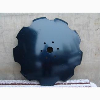 ДИСК БДМ ромашка, 560мм 6мм