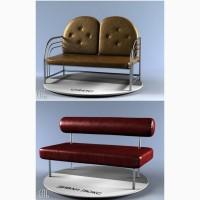 Мягкие скамьи, банкетки и диванчики на заказ