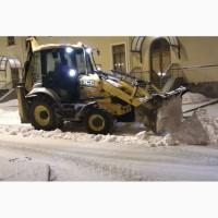 Вывоз снега и утилизация Санкт-Петербург