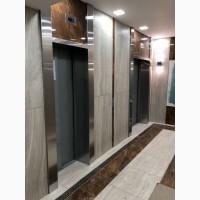 Обрамление порталов лифтов