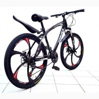 Велосипед на литых дисках BMW, Land rover, mersedes