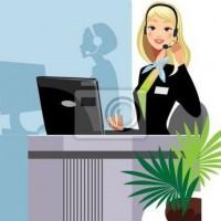 Секретарь-приёмная (рассмотрим без опыта)