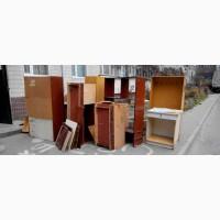 Вывоз и утилизация старой мебели в Казани