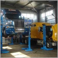 Сервис и ремонт коммерческих и грузовых автомобилей