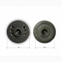 Bosch Rexroth (Рексрот) A10VG45 Шестерённый насос F04 T15d82, 5